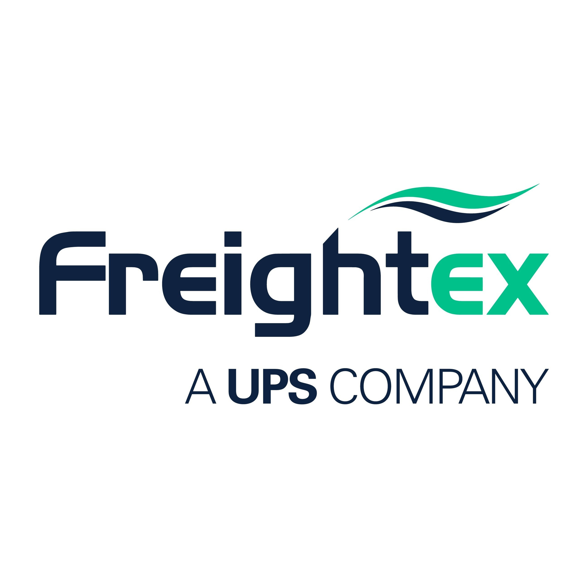 Sale of Freightex to UPS Logo