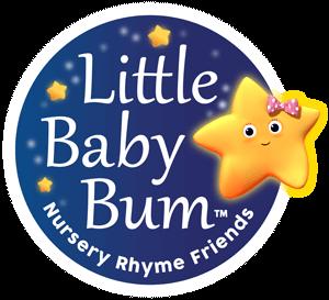 Sale of Little Baby Bum to Moonbug Logo
