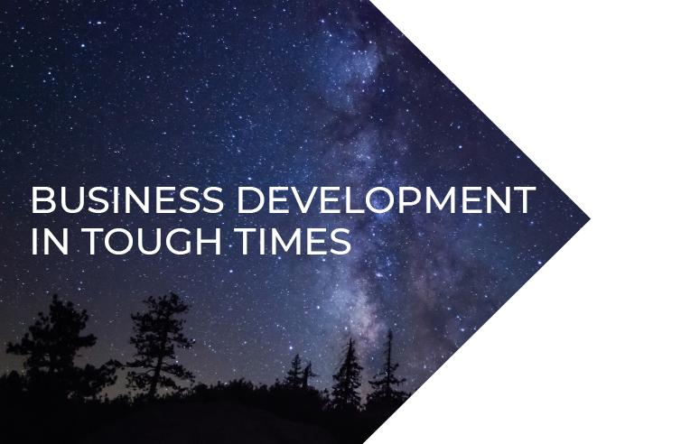 Business Development in tough times thumbnail