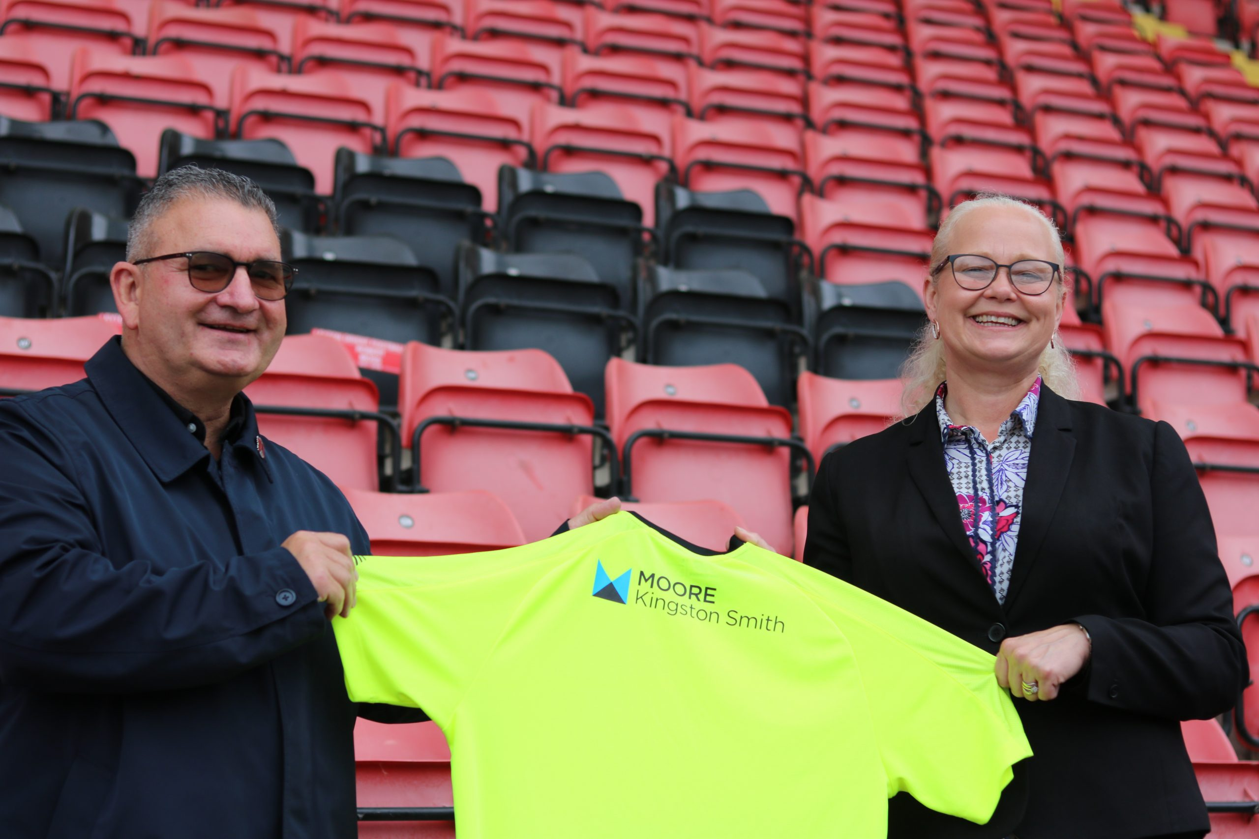 Moore Kingston Smith scores new sponsorship opportunity with Leyton Orient's Women's Football Club