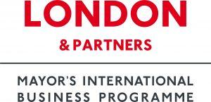 Mayor's International Business Programme red logo - technology