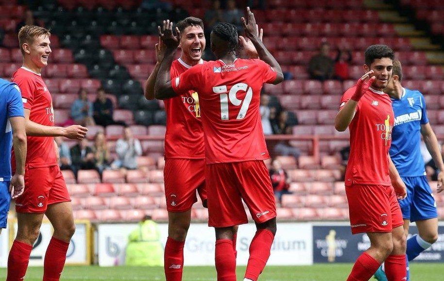 Moore Kingston Smith and Leyton Orient FC partnership with MIND and back of shirt sponsor