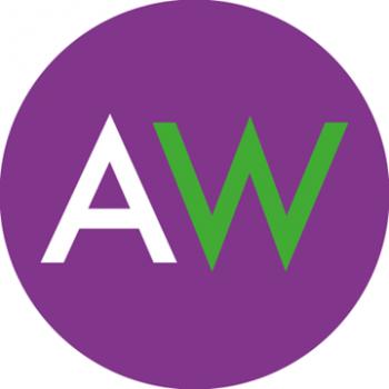 Animated women logo