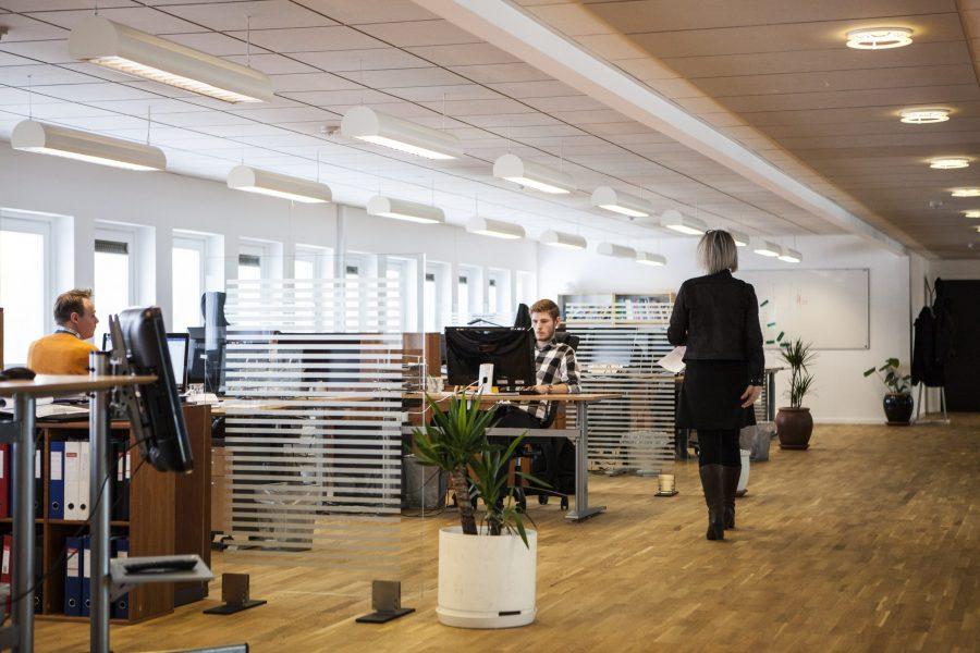Office environment after Coronavirus